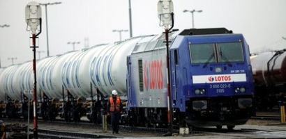 LOTOS Kolej consolidates position in the Polish rail freight market