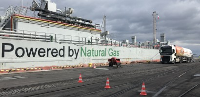 LOTOS and PGNiG: first commercial LNG bunkering of ships at Polish sea ports